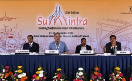 Building Sustainable Smart Infra