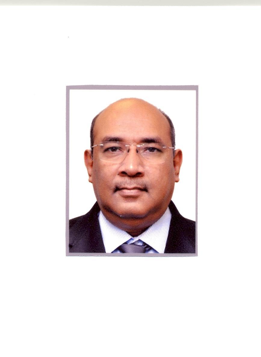 Mr.P.R. Jaishankar : Chairman
